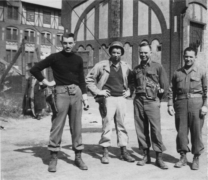 Bernterode, Germany –May 1945
